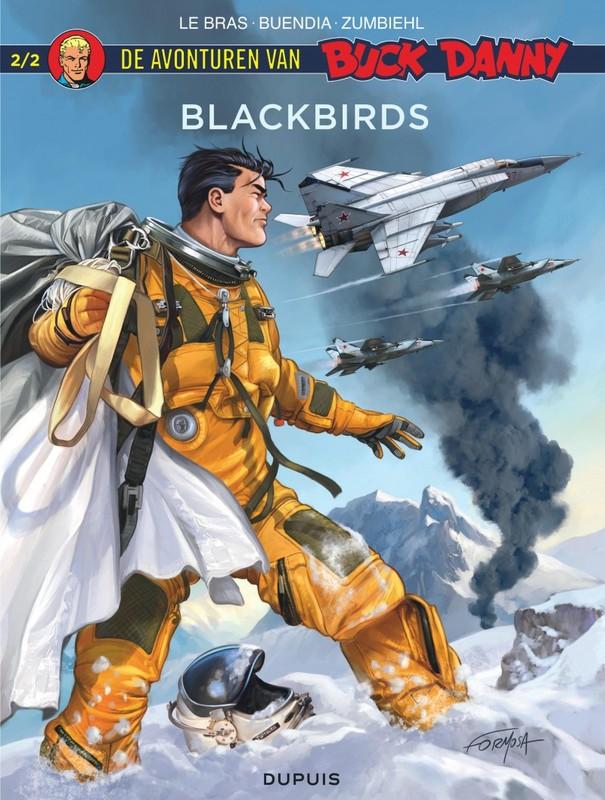 BUCK DANNY - BUITENREEKS 02. DE BLACKBIRDS 2/2 BUCK DANNY - BUITENREEKS, Zumbiehl, Frederic, Paperback