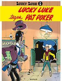 LUCKY LUKE 05. LUCKY LUKE TEGEN PAT POKER LUCKY LUKE, Morris, Paperback