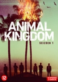 ANIMAL KINGDOM SEASON 1 CAST: ELLEN BARKIN, SCOTT SPEEDMAN TV SERIES, DVDNL