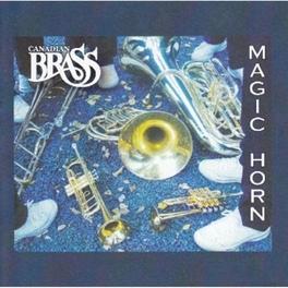 MAGIC HORN CANADIAN BRASS, CD