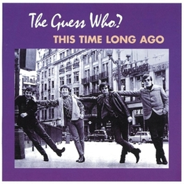THIS TIME LONG AGO -28TR- RARE & PREV. UNRELEASED TRACKS GUESS WHO, CD