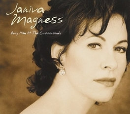 BURY HIM AT THE CROSSROAD Audio CD, JANIVA MAGNESS, CD