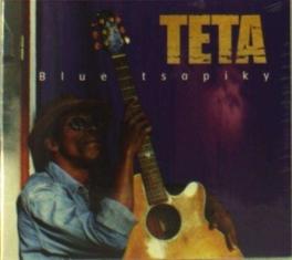 BLUE TSAPIKY TETA, CD