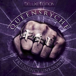 FREQUENCY UNKNOWN-DELUXE- INCL. ENTIRELY NEW REMIX/ARRANGEMENT BY BILLY SHERWOOD QUEENSRYCHE -GEOFF TATE'S, CD