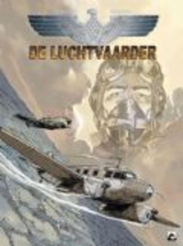 De luchtvaarder integraal (Verelst, Bingono) Hardcover De luchtvaarder, Verelst, Pierre-Paul, BKST