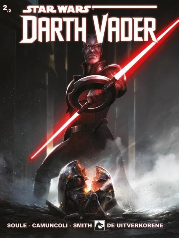 Star Wars Darth Vader 14. De uitverkorene - Deel 2 (Soule, Camuncoli) 48 p.Paperback STAR WARS: DARTH VADER, BKSTSPER