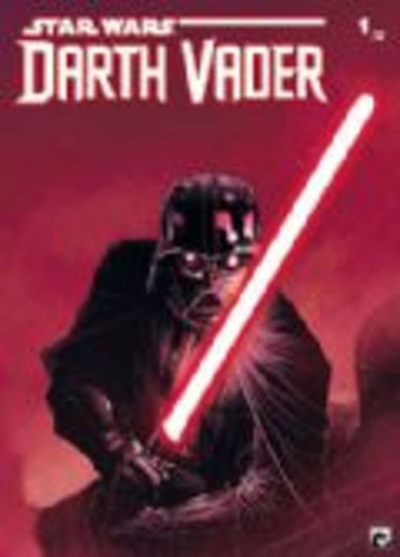 Star Wars Darth Vader 13. De uitverkorene - Deel 1 (Soule, Camuncoli) 48 p.Paperback STAR WARS: DARTH VADER, BKSTSPER