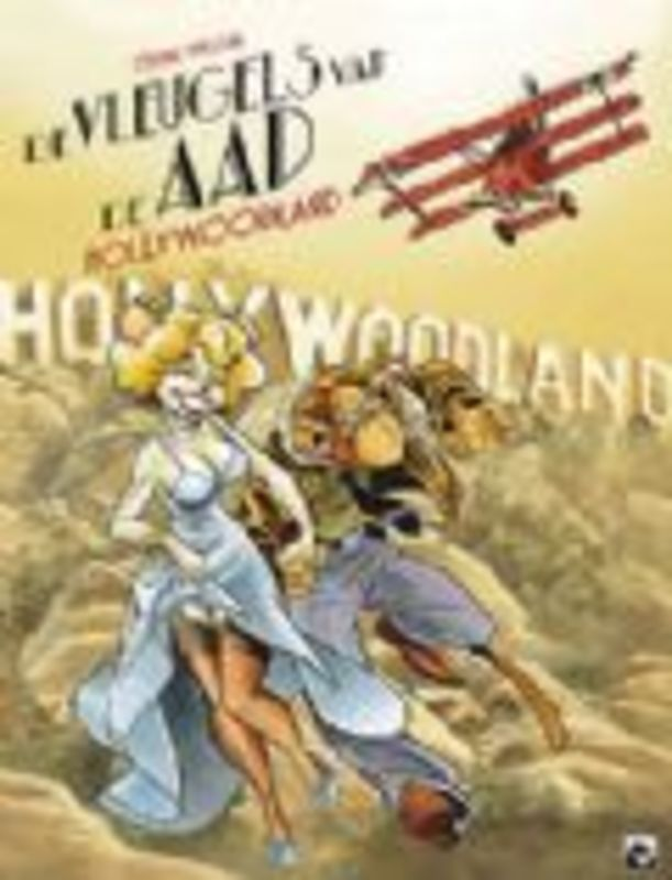 De vleugels van de aap 2. Hollywoodland (Etienne Willems) Hardcover De vleugels van de aap, Willem, Étienne, BKSTSPER