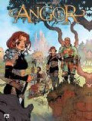 Angor deel 5. Lekerson (Gaudin, Armand) Paperback