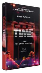 GOOD TIME BILINGUAL - CAST: ROBERT PATTINSON, BENNY SAFDIE