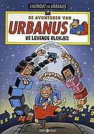 De levende blokjes URBANUS, Willy Linthout, Paperback