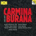 CARMINA BURANA VIENNA PHILHARMONIC/ANDRE PREVIN