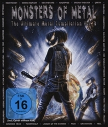 MONSTERS OF METAL 8