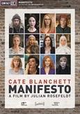 Manifesto, (DVD) CAST: CATE BLANCHETT