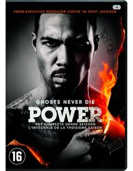 Power - Seizoen 3, (DVD)