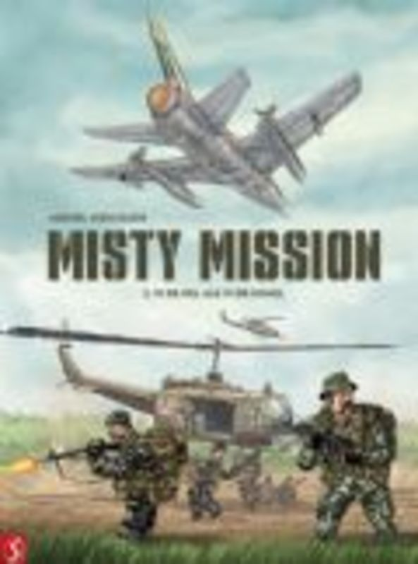 Misty Mission 2: In de hel als in de hemel, Koeniguer, Michel, Hardcover
