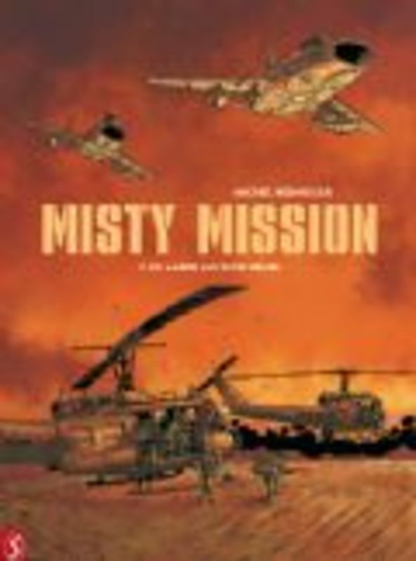 Misty Mission 1: Op aarde als in de hemel, Michel Koeniguer, Hardcover