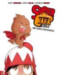 Super Kaka 1. Een nieuw schooljaar (Mourier, Silas, Sierro), 48 p., Paperback