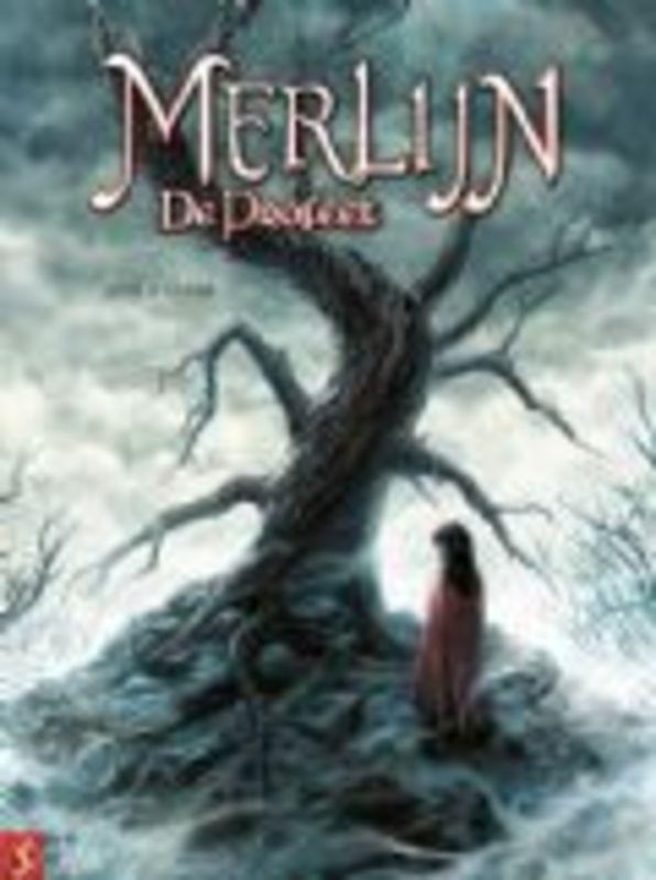 Merlijn de Profeet 3. Uther (Istin, Vukic, Jacquemoire) Hardcover Merlijn de Profeet, BKST