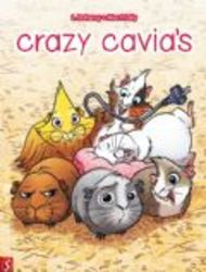 Crazy cavia's (Dufreney, Miss Prickly), 48 p., Paperback