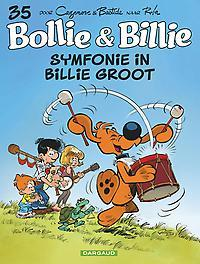 BOLLIE EN BILLIE 35. SYMFONIE IN BILLIE GROOT BOLLIE EN BILLIE, Cazenove, Christophe, Paperback