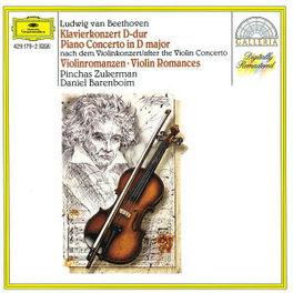 PIANOCONCERT/VIOLINROMANC BARENBOIM/ZUKERMAN/LPO Audio CD, L. VAN BEETHOVEN, CD