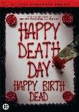 Happy death day , (DVD) BILINGUAL /CAST: JESSICA ROTHE, ISRAEL BROUSSARD