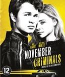 November criminals, (Blu-Ray)