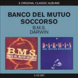 CLASSIC ALBUMS 2IN1:B.M.S./DARWIN BANCO DEL MUTUO SOCCORSO, CD