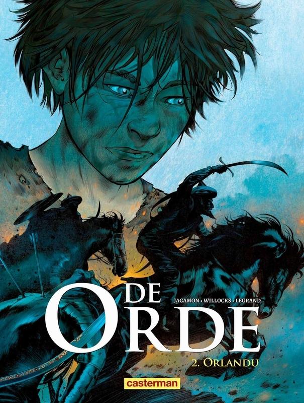 DE ORDE 02. ORLANDU 2/4 DE ORDE, Legrand, Benjamin, Paperback