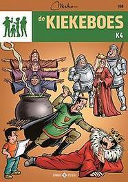 K4 KIEKEBOES DE, Merho, Paperback