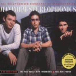 MAXIMUM STEREOPHONICS INTERVIEW CD W/ SCREENSAVER & DIG. PHOTO GALLERY STEREOPHONICS, CD