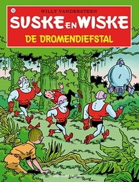 De dromendiefstal Suske en Wiske, Willy Vandersteen, Paperback