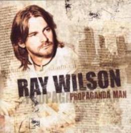PROPAGANDA MAN Audio CD, RAY WILSON, CD