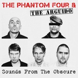 SOUNDS FROM THE OBSCURE INCL. BONUS CD MORGANA PHANTOM FOUR & THE ARGUID, CD