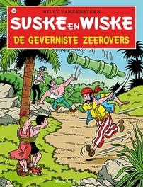 SUSKE EN WISKE 120. DE GEVERNISTE ZEEROVERS (NIEUWE COVER) Suske en Wiske, Vandersteen, Willy, Paperback