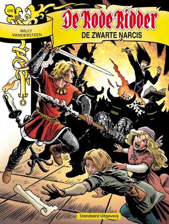 RODE RIDDER 236. DE ZWARTE NARCIS