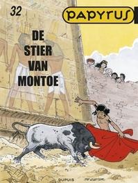 PAPYRUS 32. DE STIER VAN MONTOE PAPYRUS, GIETER DE, Paperback
