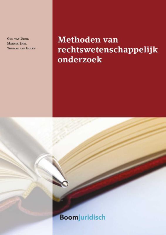 Methoden van rechtswetenschappelijk onderzoek