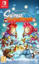 Warner Bros Scribblenauts Showdown Nintendo Switch (1000704599)