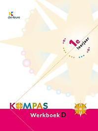kompas 1d werkboek, Werkboek. LOOSVELD, JAN, onb.uitv.