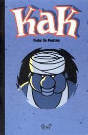KAK Pieter, de Poortere, Paperback