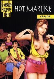 Hot Marijke (Zwarte Reeks 169) Lezli, Tejlor, Paperback
