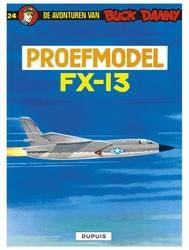 BUCK DANNY 024. PROEFMODEL FX 13