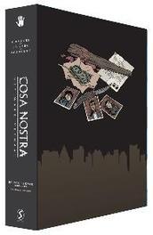 Cosa Nostra BOX 1-5 Erwan, Le Saëc, Hardcover