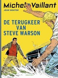 MICHEL VAILLANT HC09. DE TERUGKEER VAN STEVE WARSON. De terugkeer van Steve Warson, GRATON, JEAN, Ha