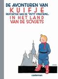 KUIFJE HC01. ZWART/WIT KUIFJE IN HET LAND VAN DE SOVJETS