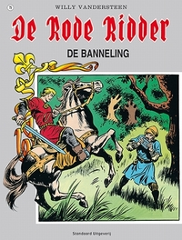 Banneling RODE RIDDER, VANDERSTEEN, WILLY, Paperback