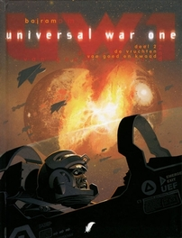 UNIVERSAL WAR ONE HC02. DE VRUCHTEN VAN KENNIS UNIVERSAL WAR ONE, Bajram, Denis, Hardcover