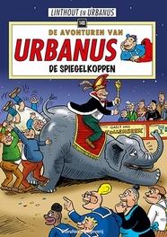 In de spiegelkoppen Urbanus, Linthout, Willy, Paperback
